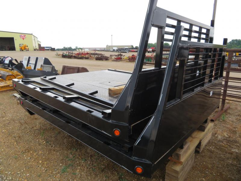 2019 JI Mfg 96 x 102 Truck Bed
