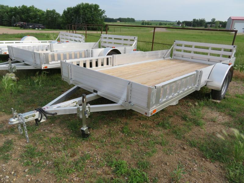 New 2019 High Country 80 x 14 Utility Trailer