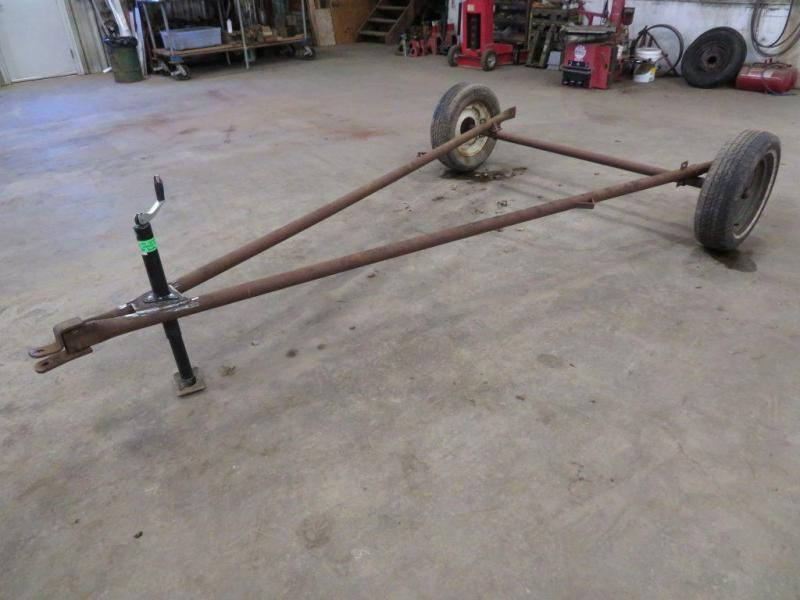 Trailer Frame / Kayak Cart
