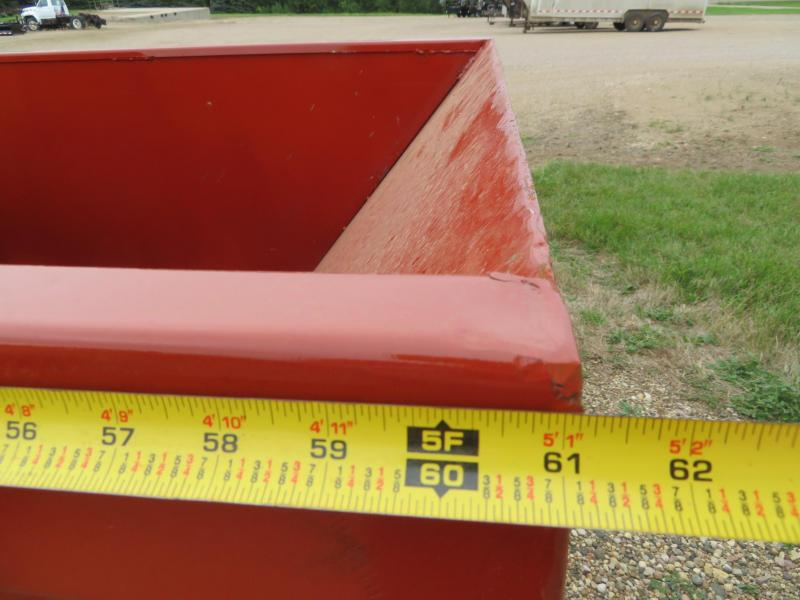 New Hopper for Forklift