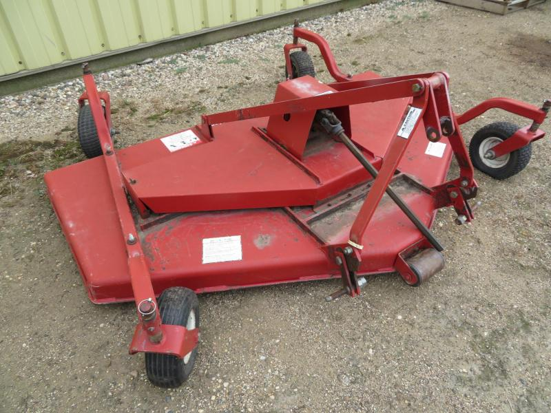 "Used Farm King 84"" 3 Point Finishing Mower"