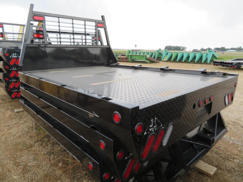2020 JI Mfg 82 x 102 Truck Bed