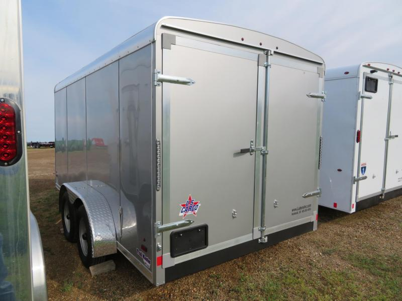 2019 US Cargo 7 x 14 Enclosed Cargo Trailer