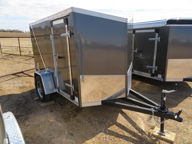 2020 Forest River 5 x 8 Enclosed Cargo Trailer