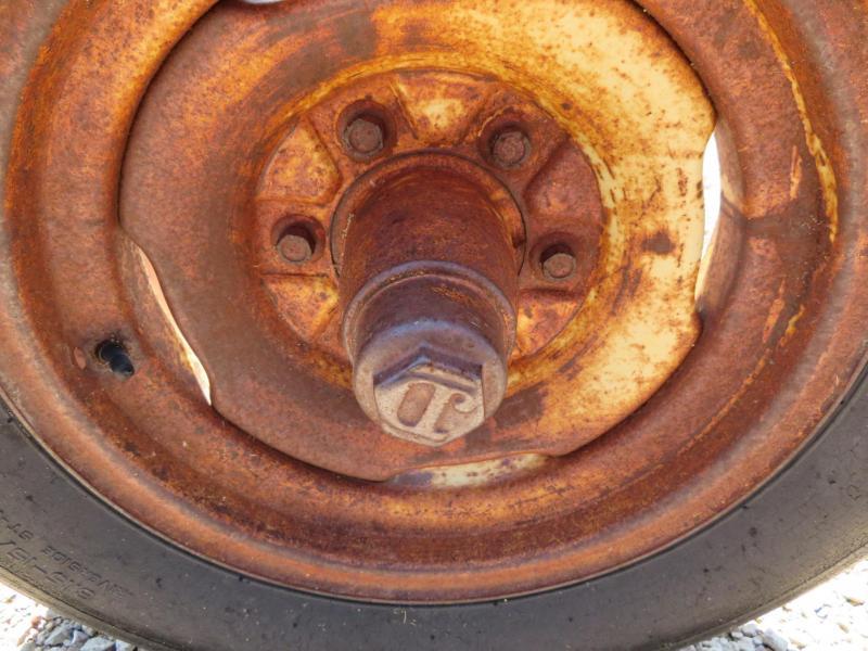 John Deere 953 Running Gear