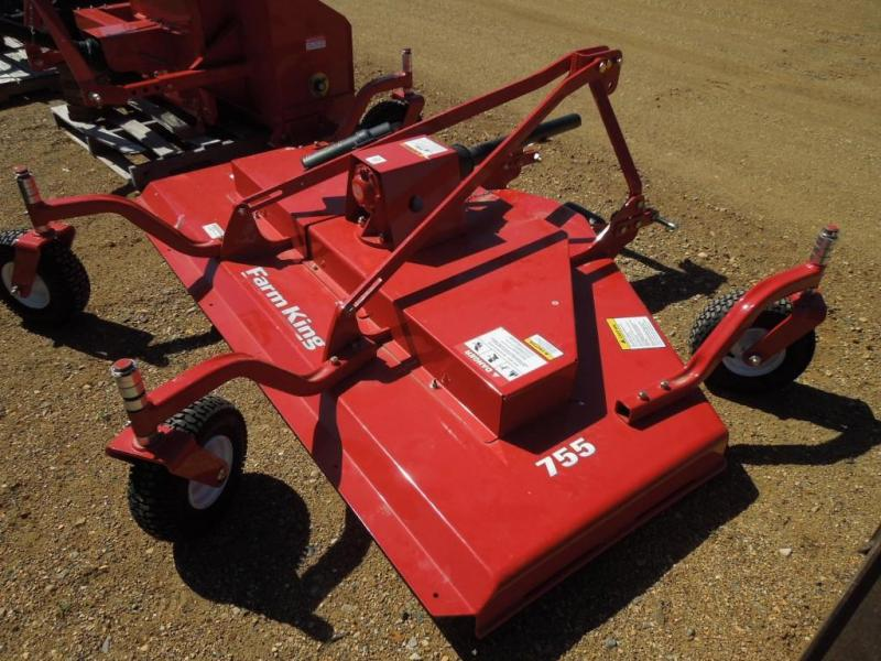 "New Farm King 84"" 3 Point Finishing Mower"