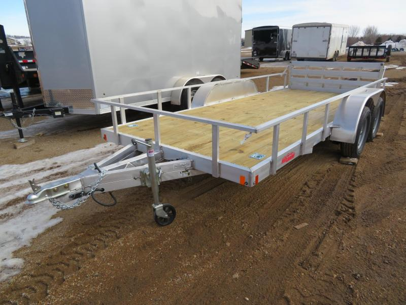 New High Country 78 x 16 Utility Trailer