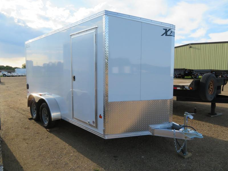 2020 High Country 7 x 14 Enclosed Cargo Trailer