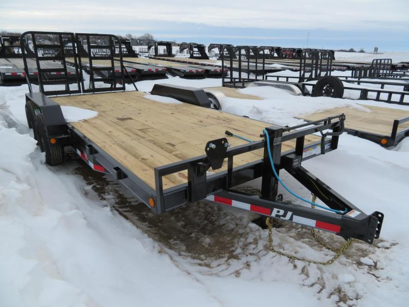 2020 PJ Trailers 18 Equipment Trailer