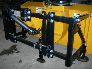"New Lorenz 7310 84"" Snow blower"