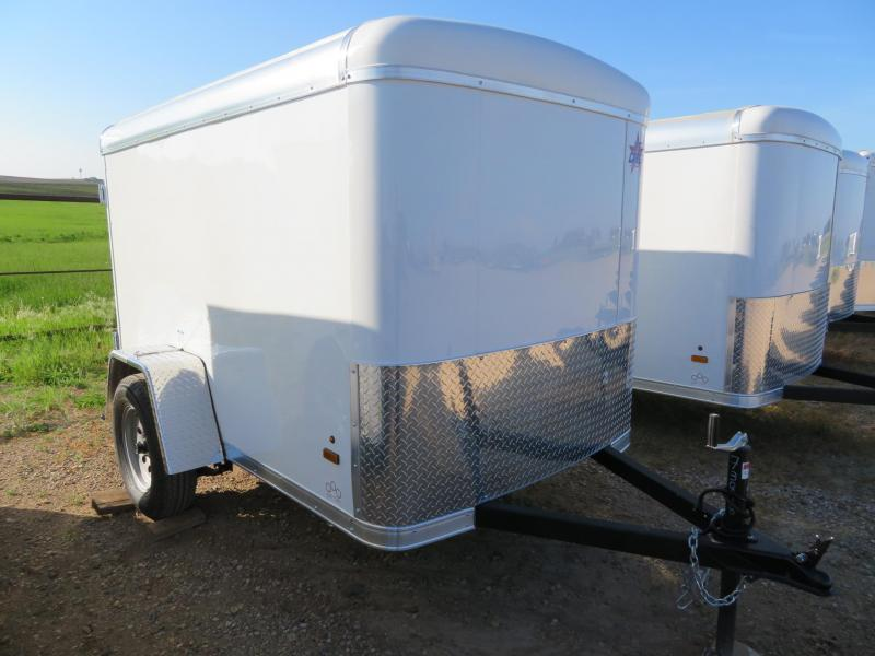 2020 US Cargo 5 x 8 Enclosed Cargo Trailer