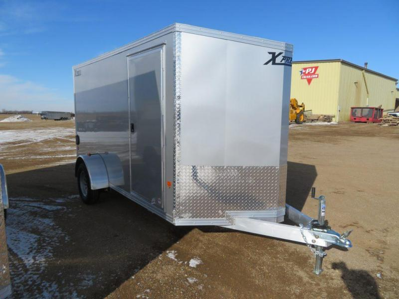 2020 High Country 6 x 12 Enclosed Cargo Trailer