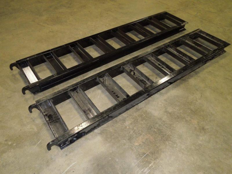 New Trailer Ramps For Car Trailer Or Utility Trailer Farm