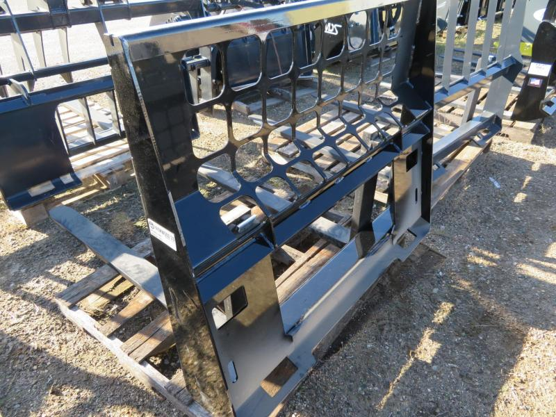 New KM Skid Steer Pallet Forks