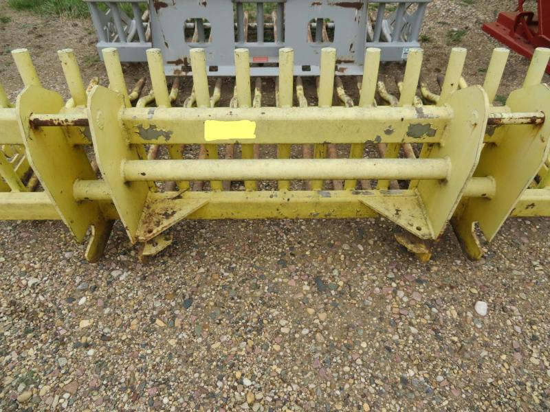 Used MDS 84 Loader Rock Bucket