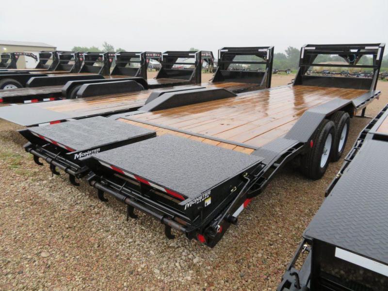 2020 PJ Trailers 26 Drive-Over Fender GN Trailer