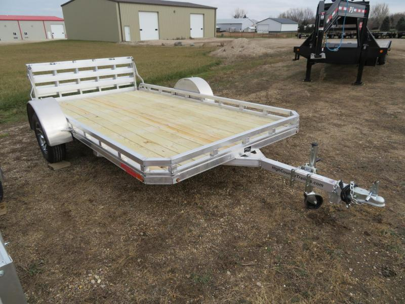 2019 High Country 76 x 12 Utility Trailer