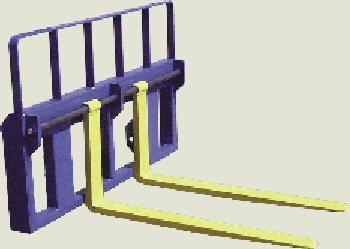MDS Pallet Forks for Loader
