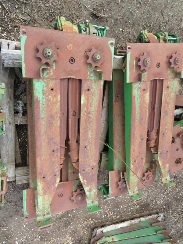 Used John Deere 40 Series Cornhead Row Units