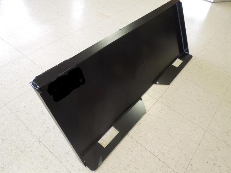 New Black Skid Steer Trailer Mover