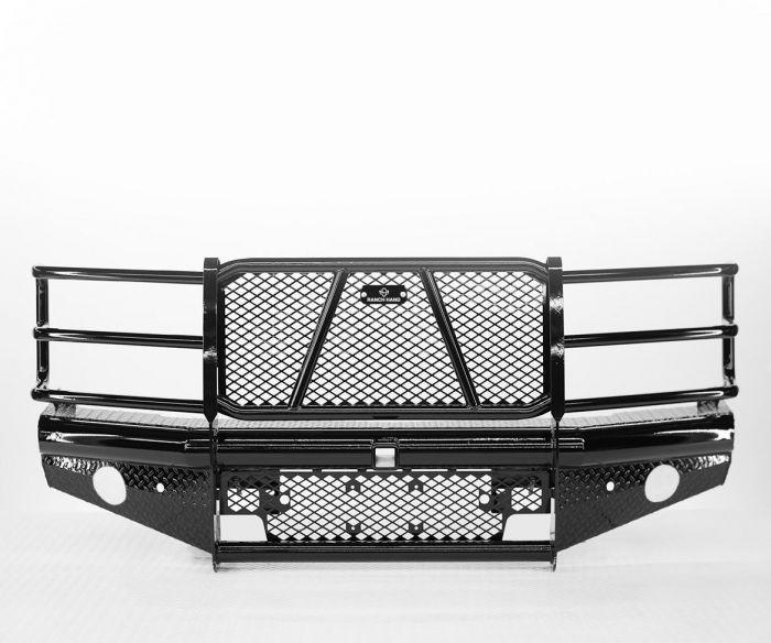 Chevy 2015-19 2500 HD - New Ranch Hand Legend Front Bumper Replacement