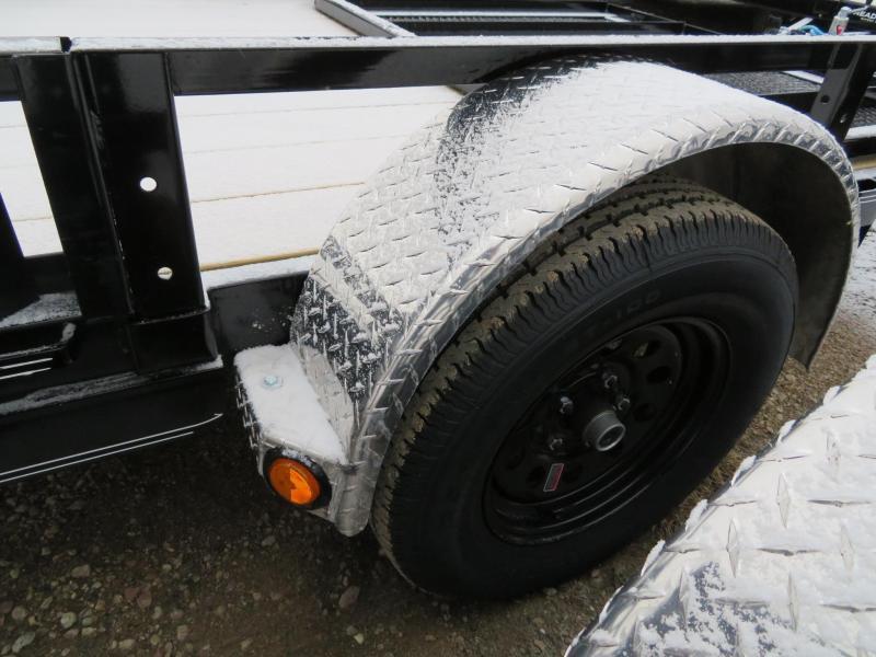 2020 PJ Trailers 12 ATV Utility Trailer