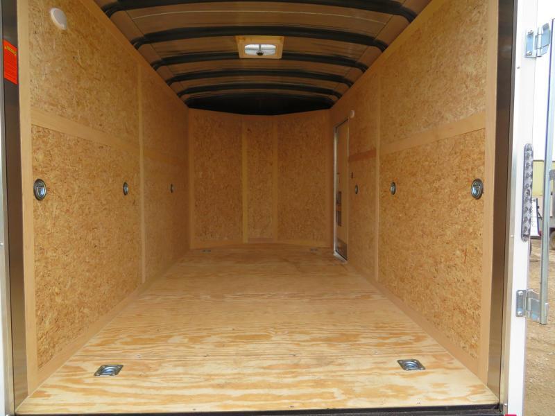 2020 US Cargo 7 x 14 Enclosed Cargo UTV Trailer