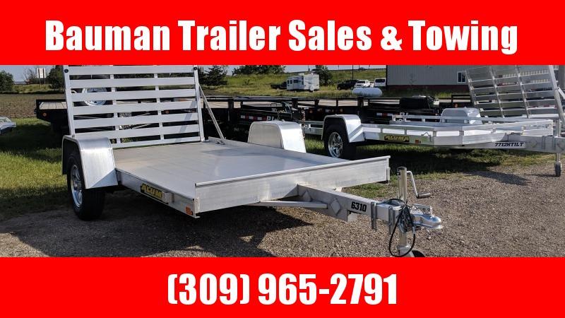 2020 Aluma 6310 Utility Trailer