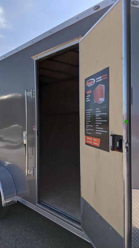 2020 Formula TRIUMPH 7X14 EXTRA HEIGHT Enclosed Cargo Trailer