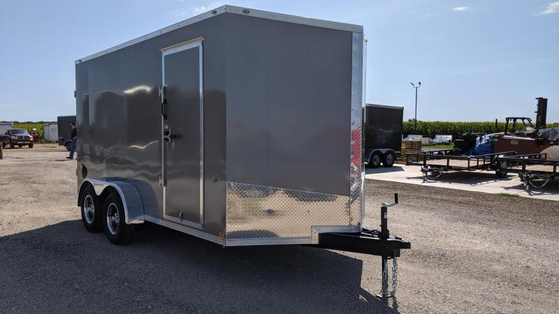 2020 Formula TRIUMPH 7X14 EXTRA HEIGHT Enclosed Cargo Trailer