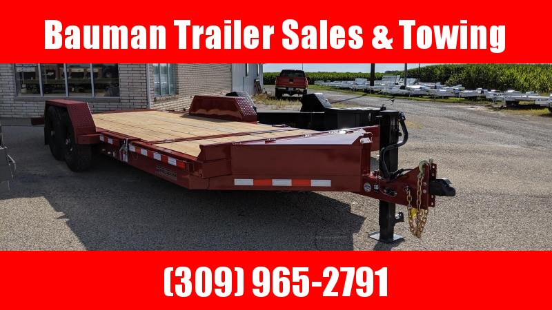 2020 Midsota TB-20 Equipment Trailer
