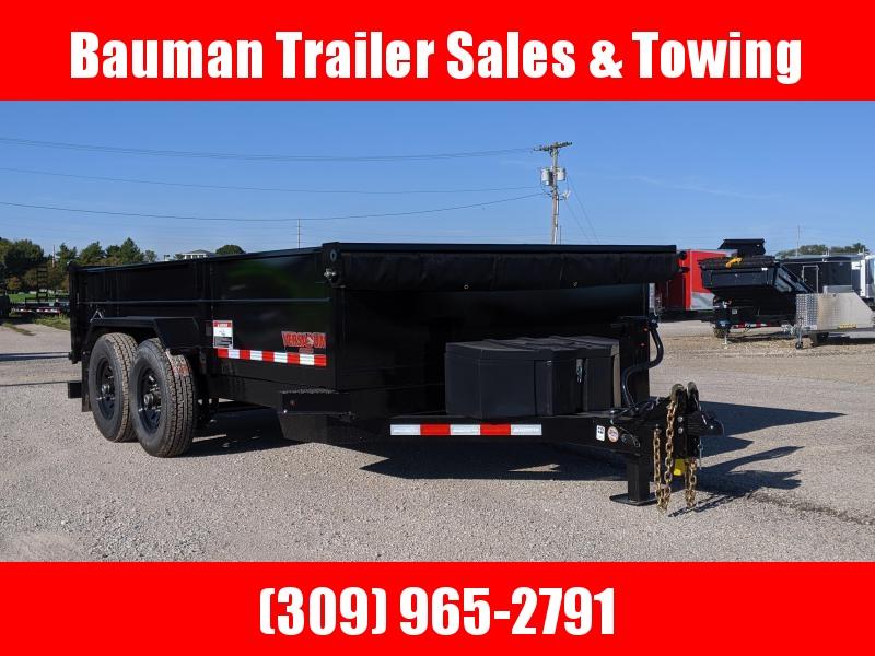 2020 Midsota HV-14 Dump Trailer