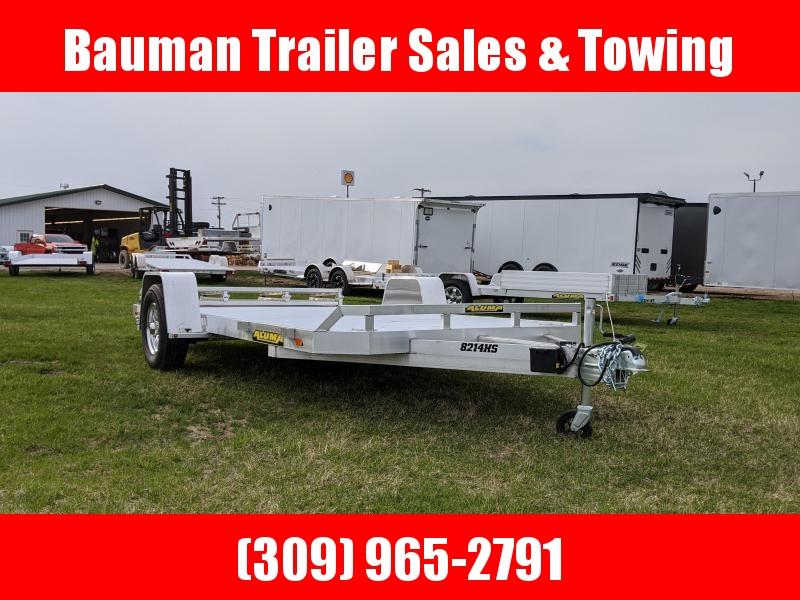 2020 Aluma 8214HS BT Utility Trailer