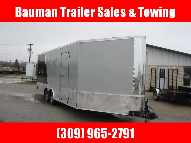 2020 United Trailers XC ALL SPORT TRAILER 8.5X28 Car / Racing Trailer