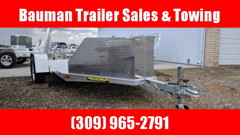 2020 Aluma TK1 Trike Trailer Motorcycle Trailer