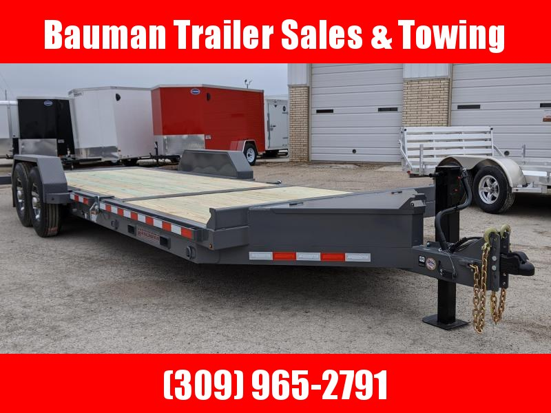 2020 Midsota TB-22 Flatbed Trailer