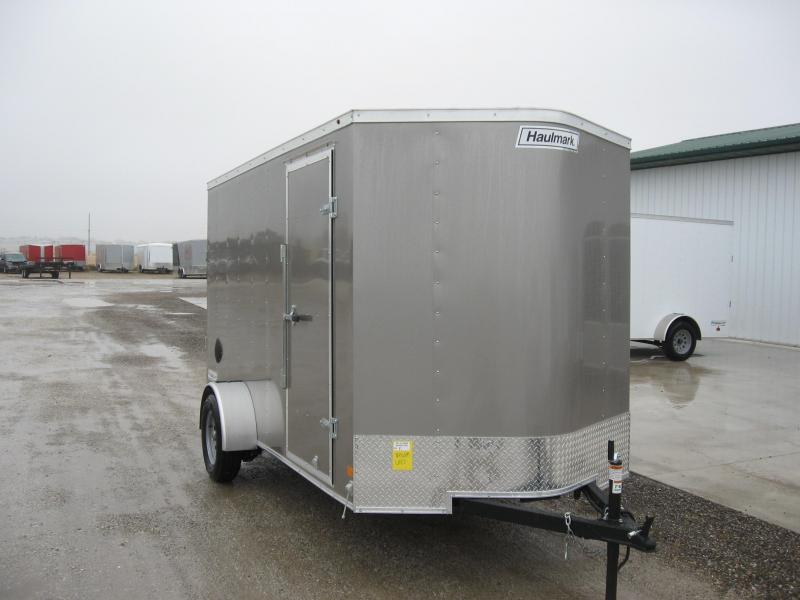 2020 Haulmark PP612 Enclosed Cargo Trailer