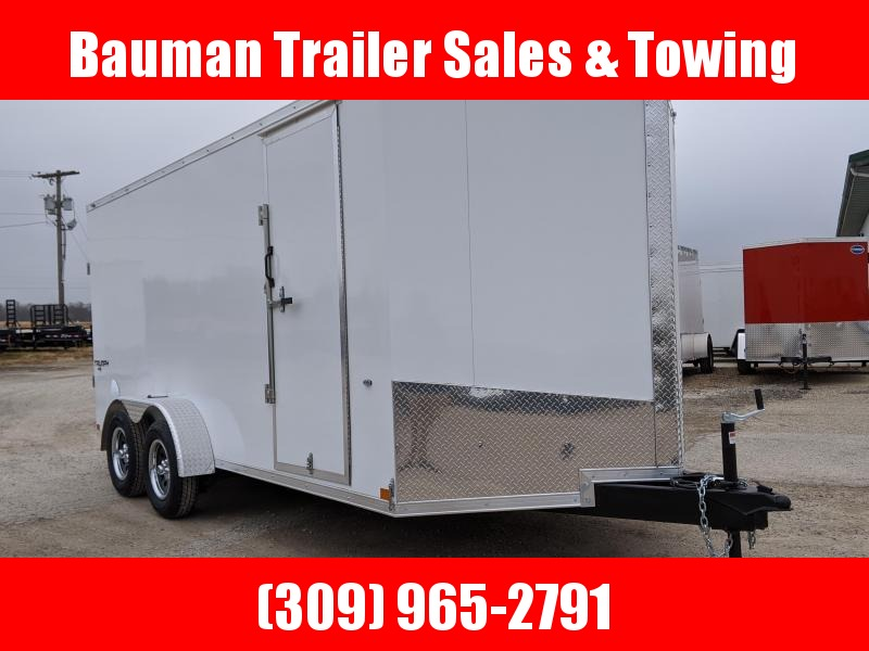 2020 Formula Trailers Triumph 7x16TE2 Enclosed Cargo Trailer