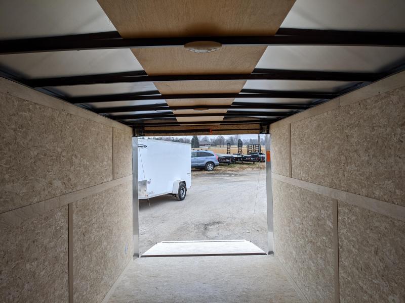 2020 Formula Trailers Triumph 7x16TE2 Enclosed Cargo Trailer