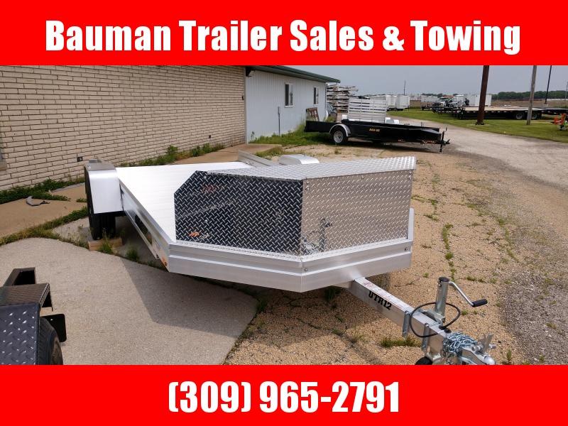 2020 Aluma UTR12 Utility Trailer