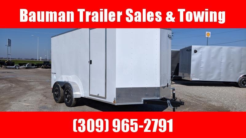 2020 Formula Trailers Traverse 7x14TE2 Enclosed Cargo Trailer