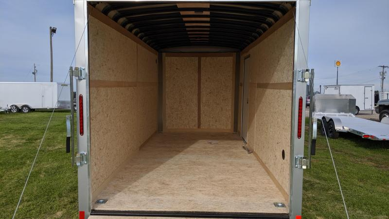 2020 Wells Cargo UTV PACKAGE EXTRA HEIGTH RF7X162 Enclosed Cargo Trailer