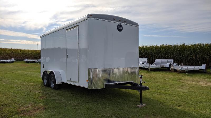 2020 Wells Cargo UTV PACKAGE EXTRA HEIGTH RF7X162 Enclosed Cargo Trailer