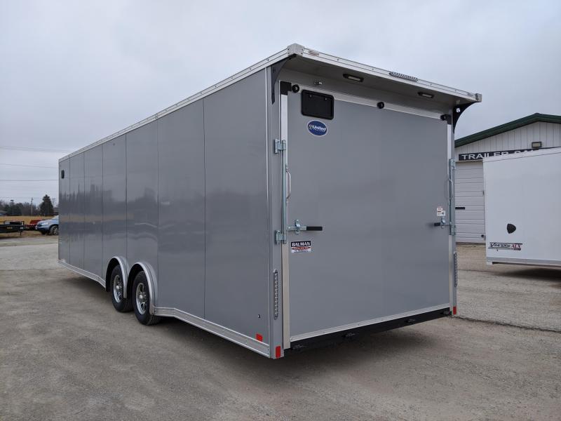 2020 United Trailers XLT 8.5X28TA52 Car / Racing Trailer