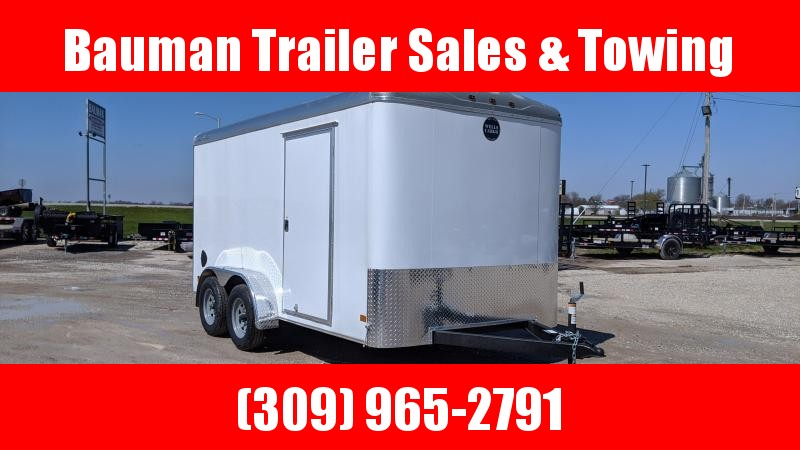 2020 Wells Cargo RF7X142 Enclosed Cargo Trailer