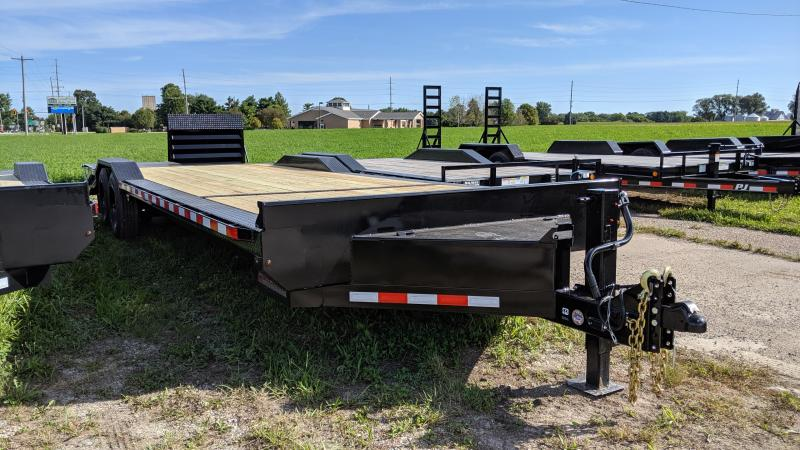 2020 Midsota STWB-26 Flatbed Trailer