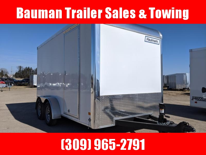 2020 Haulmark GRHD714T2 Extra tall Enclosed Cargo Trailer