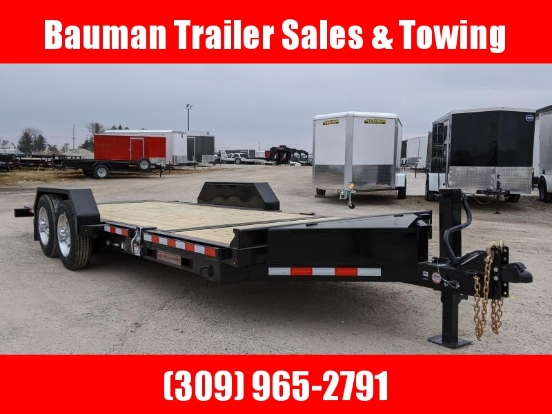 2020 Midsota TB-20  Flatbed Trailer 8k axles