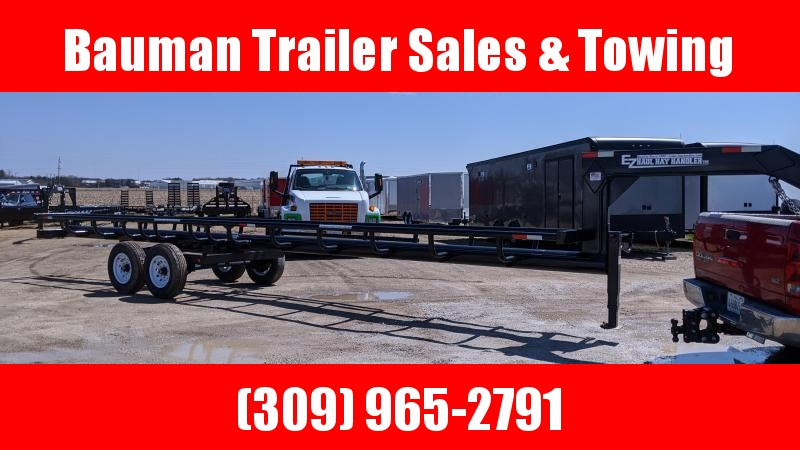 2020 Other 36FT EZ-HAUL ROUND BALE TRAILER Other Trailer