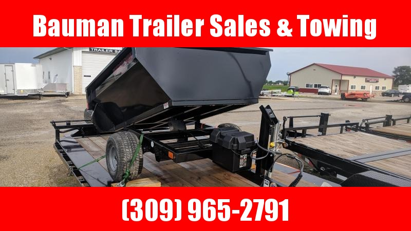 2020 Midsota Mini Dump Series Dump Trailer